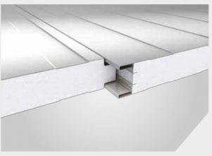 ساندویچ پانل دیواری استاندارد با عایق پلی استایزن منبسط شده 4
